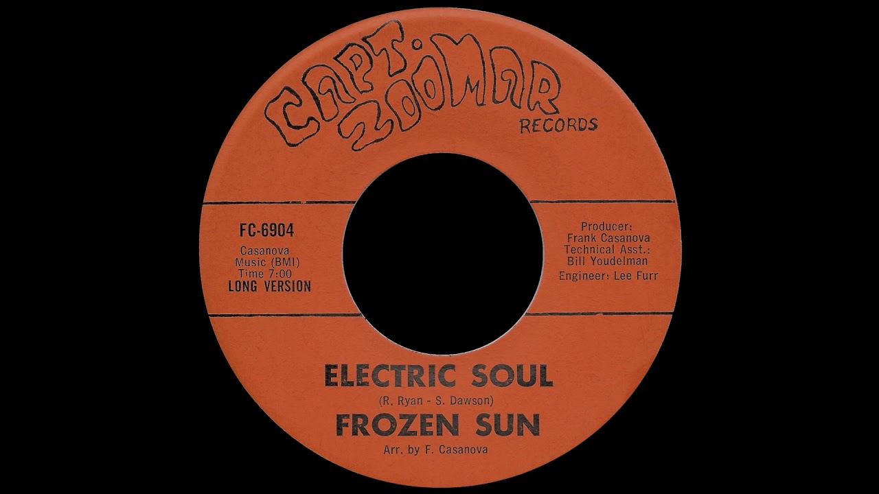 Frozen Sun - Electric Soul (Long Version) - YouTube