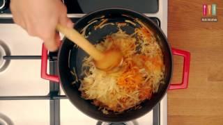 Boncuk Makarnalı Sebze Çorbası
