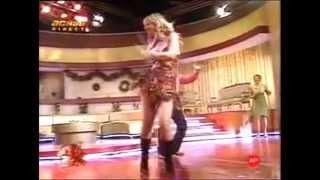 Gaby Spanic dançando lambada
