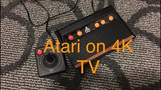 Flashback of Atari 2600 Gameplay