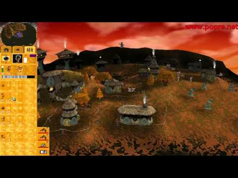 Populous 3 Age of Chaos Level 6 Test of intuition
