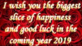 Happy New Year New Year wishes Quotes Images Wallpaper Greetings Wahmanbhavan