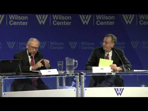 Raymond Baker at Wilson Center, on Illicit Financial Flows from Russia