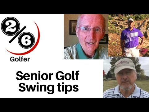 Senior Golf Swing Tips: 19 of 100 Masters