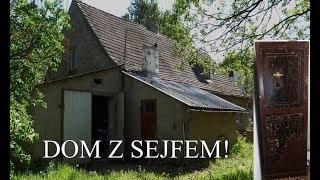 Opuszczony dom z sejfem - Urbex Utracone Miejsca