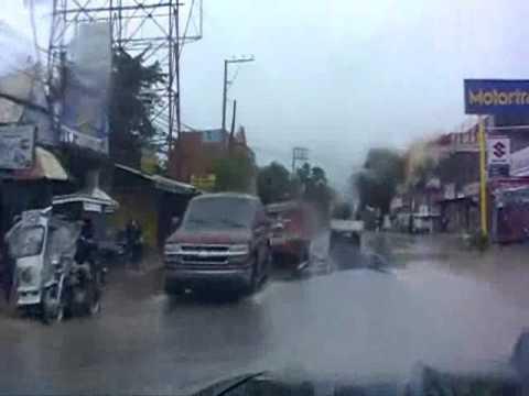 San Fernando Road Flood