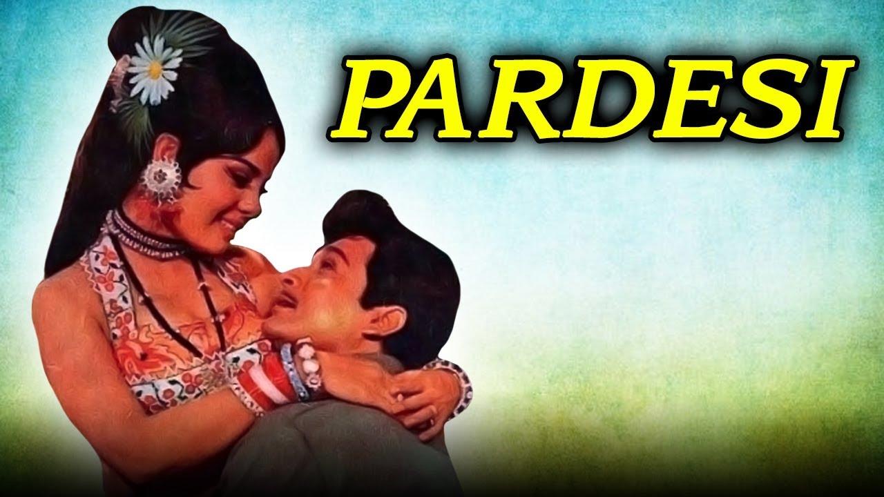 Download Pardesi (1970) | Mumtaz, Biswajit Chatterjee, Kanan Kaushal | Super Hit Bollywood HD Hindi Movie