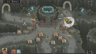 Emberspike Depths - Veteran Iron Challenge - Kingdom Rush Frontiers