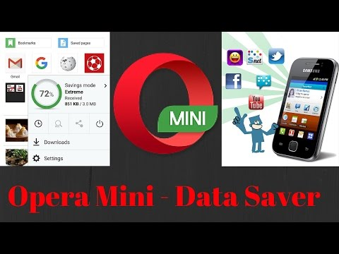 [Hindi - हिन्दी] Opera Mini Mobile - Fast and Extreme Data Saver | Sharmaji Technical
