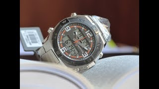 c7eee4e5414 Relógio Technos Anadigi Esportivo Performance 50592B 1P Grande