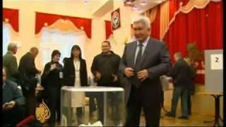 【世界再增一民主國家】吉爾吉斯斯坦(Kyrgyzstan)舉行首次國家議會直選