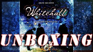 Whitehall Mystery UNBOXING!