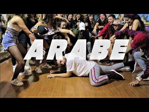 ARABE - PAPICHAMP x ECKO | Choreography by Emir Abdul Gani
