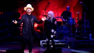 Girls (Boys) Just Wanna Have Fun - Cyndi Lauper and Boy George - ICC Sydney 4-4-2017