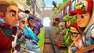 Blades of Brim - Subway Surfers the Creator - SYBO Games
