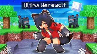 Saving My WOLVES As The ULTIMA In Minecraft!