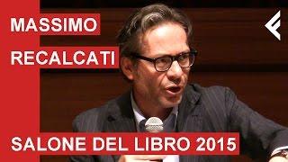 """Massimo Recalcati presenta """"Le mani della madre"""" al Salone del Libro di Torino"""