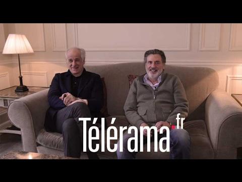 Rencontre avec Daniel Auteuil et Toni Servillo