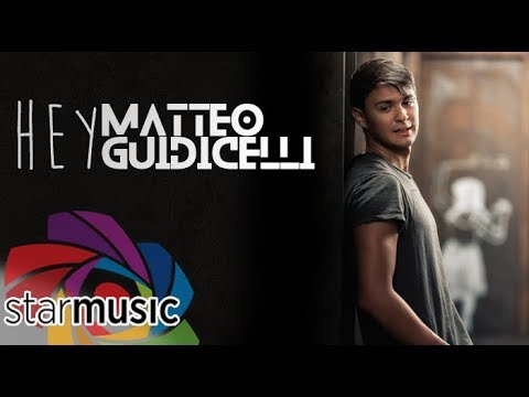 Matteo Guidicelli - Hey (Official Lyric Video)