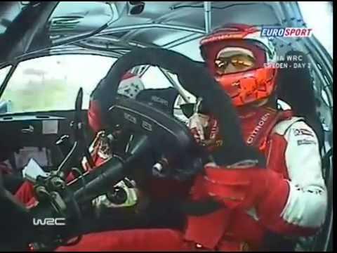 WRC Uddeholm Swedish Rally 2007 day 2 Full