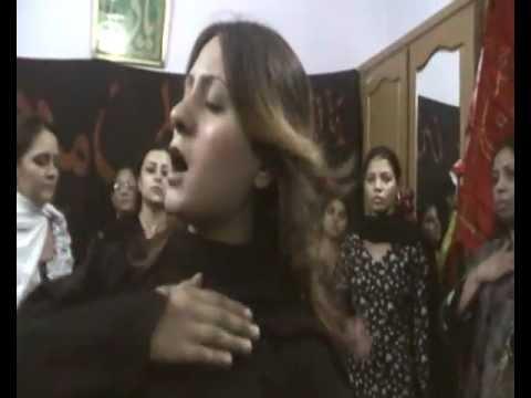 Fiza Ali Shah Noha.MP4