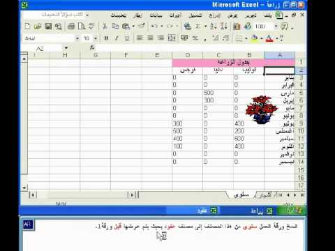 الرخصة الدولية icdl عربي