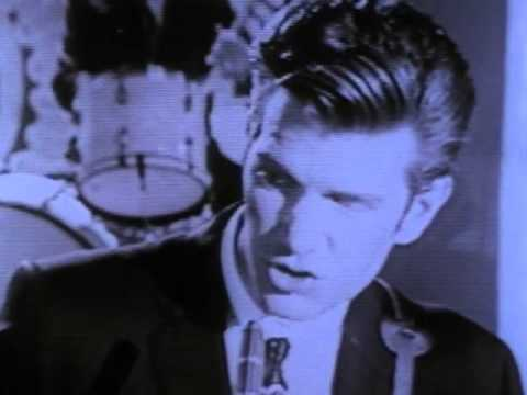 Dancin chris isaak music video