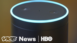 How An Amazon Echo Could Testify In An Arkansas Murder Trial  VICE News Tonight