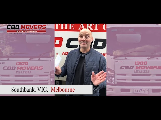 Removals Southbank, VIC, Melbourne. For inquiry Contact at 1300 223 668