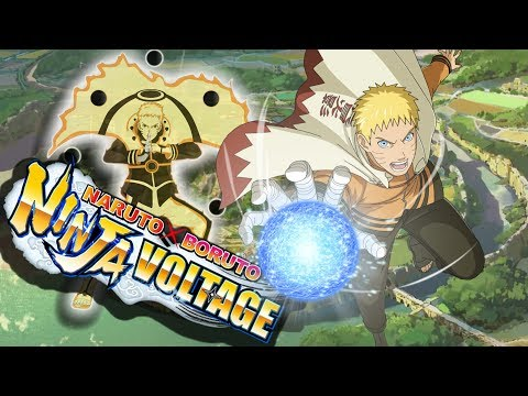 SEVENTH HOKAGE NARUTO RELEASED IN GAME! THE COOLEST UNIT SO FAR! - Naruto x Boruto Voltage -Android