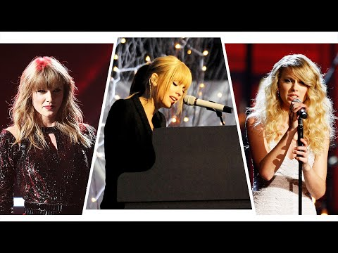American Music Awards: Taylor Swift's BEST Moments