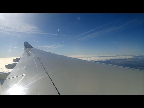 Landing A330 Iberia LEMD to KORD #2