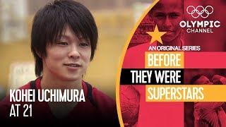 A Young Kohei Uchimura Wasn
