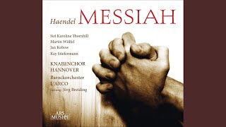 Der Messias, HWV 56: Part II: Aria: Why do the nations so furiously rage together (Bass)