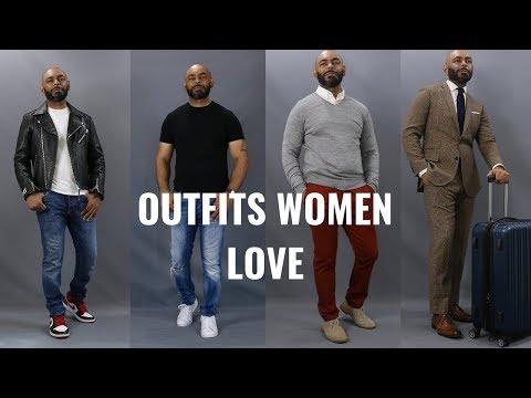 Top 6 Men's Outfits Women Love