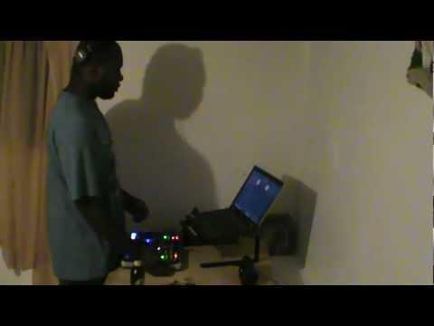 vestax vci 300 2012 dancehall jamaica mix by amateur disc joc dj.wolf........