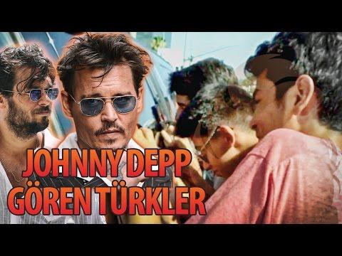 Johnny Depp Gören Türkler - Hayrettin