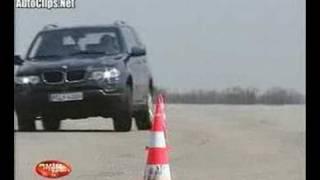 Audi Q7 3.0 Tdi Vs. Bmw X5 3.0d Vs. Mercedes R 320 Cdi