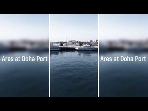 Ares at Doha Port