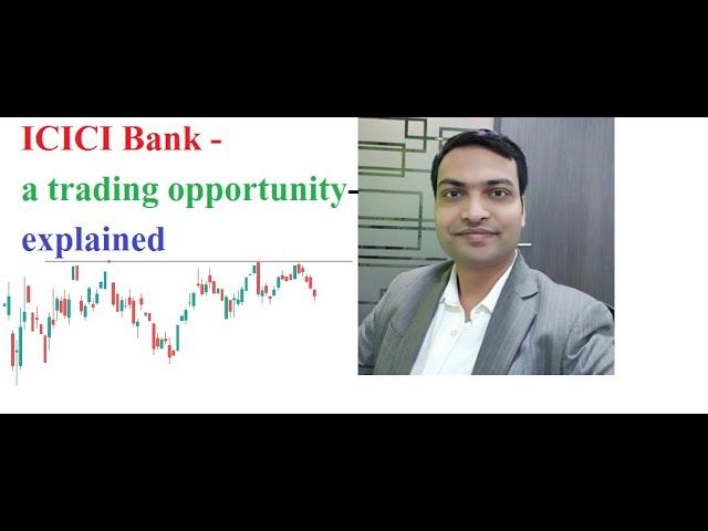 ICICI Bank - a trading opportunity - explained