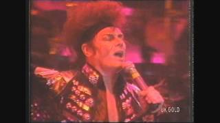 Gary Glitter live New Years Eve 1992