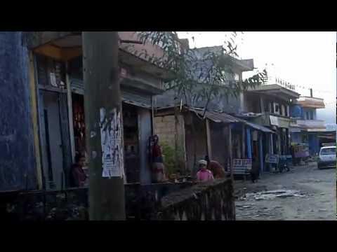 Walking Through A Village in Nepal by Traci Bogan, Dreampreneur, Speaker, Author