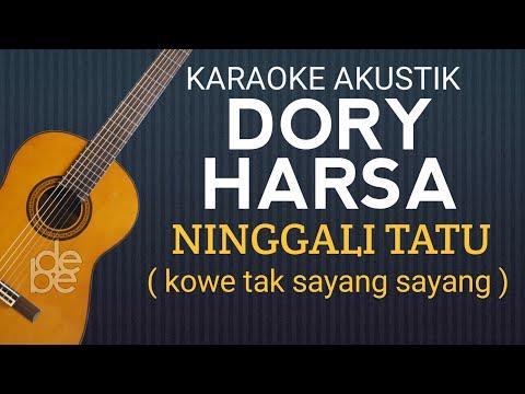 ninggal-tatu---dory-harsa-karaoke-akustik-(kowe-tak-sayang-sayang)