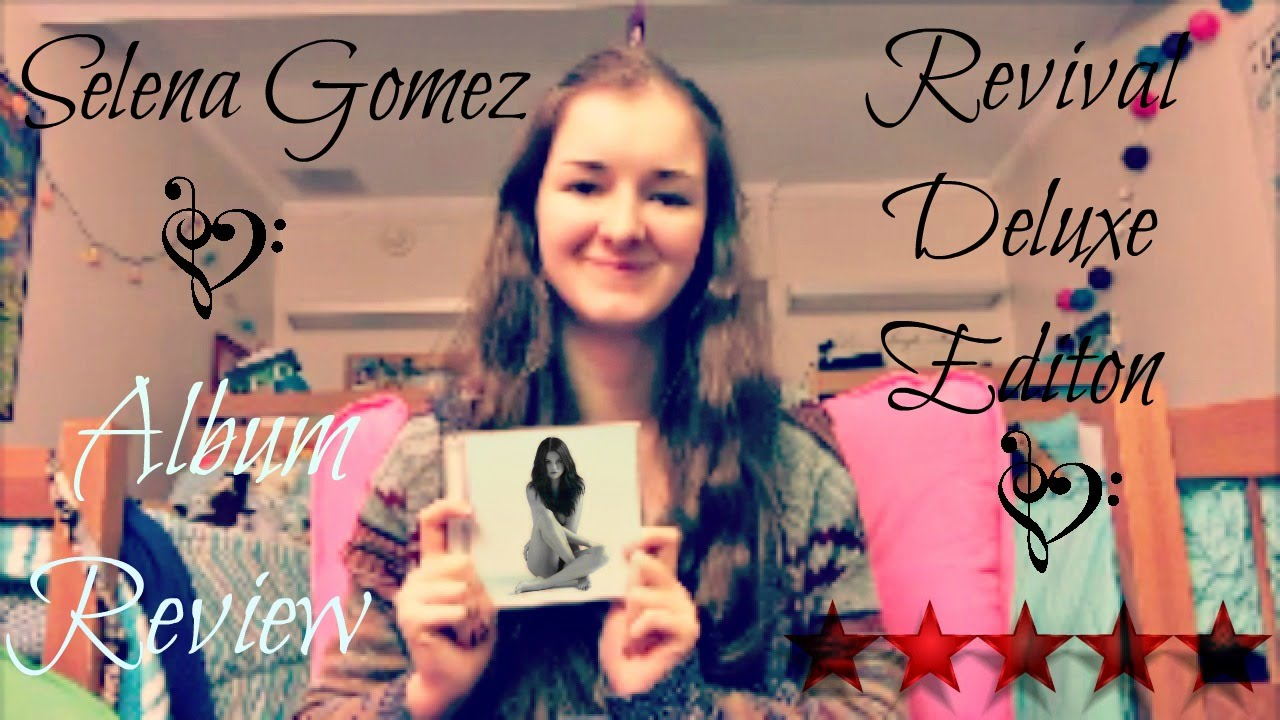 Selena gomez revival (deluxe) amazon. Com music.