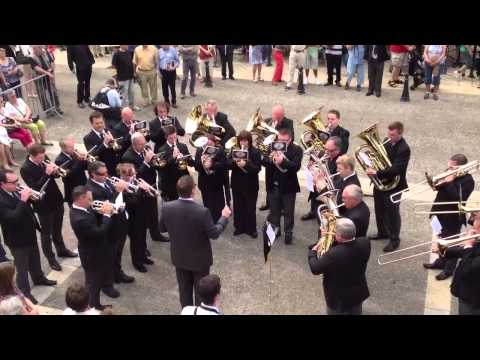 The Cossack march Flowers Band