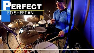 "Download Lagu Ed Sheeran - ""Perfect"" Drum Cover Video (High Quality Audio)⚫⚫⚫ Mp3"