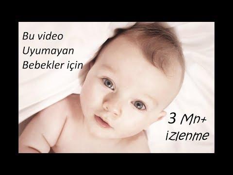 Gerçek Anne piş piş sesi #1- Pış pış Bebek Ninnisi - Shushing Noise Baby Lullaby