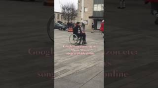 Sample man/ heckler live guildhall square 1 degree 4 Chinese Valentine's Day