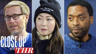 Live Directors Roundtable Chiwetel Ejiofor Stephen Merchant Lulu Wang Nisha Ganatra  Close Up