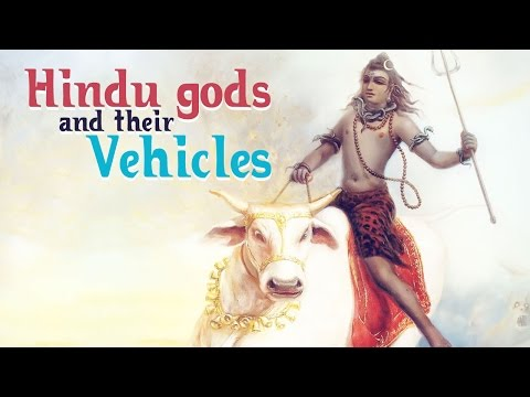 Hindu Gods And Their Vehicles | ARTHA | AMAZING FACTS